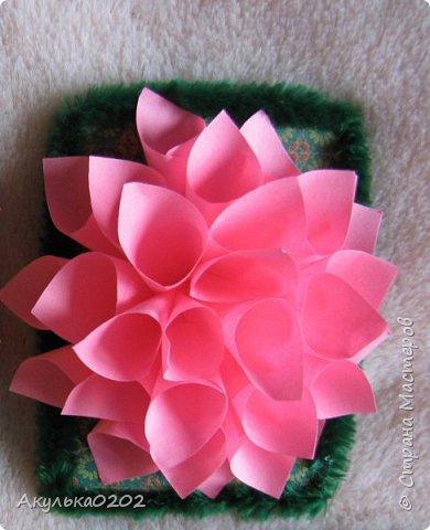 """Всем здравствуйте!!!!Представляю Вам свою серию АТС """" На память о лете"""" по игре , организованной Oksana Gordey  , проживающей здесь  https://stranamasterov.ru/node/1152161   Лето для меня-это цветы, а мои любимые цветы -это георгины! Вот Вам мой букет!Очень надеюсь, что он Вам понравится !Карточек всего девять, так как в букетах должно быть нечетное число цветов.Сначала выбирают участники игры, одну карточку я должна Полине Купряшиной (за сову), если ей понравится, то буду рада! фото 3"""