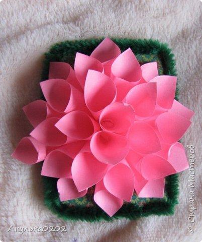 """Всем здравствуйте!!!!Представляю Вам свою серию АТС """" На память о лете"""" по игре , организованной Oksana Gordey  , проживающей здесь  https://stranamasterov.ru/node/1152161   Лето для меня-это цветы, а мои любимые цветы -это георгины! Вот Вам мой букет!Очень надеюсь, что он Вам понравится !Карточек всего девять, так как в букетах должно быть нечетное число цветов.Сначала выбирают участники игры, одну карточку я должна Полине Купряшиной (за сову), если ей понравится, то буду рада! фото 4"""