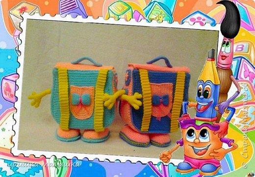 Школьный рюкзачок. фото 3