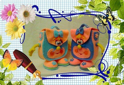 Школьный рюкзачок. фото 2