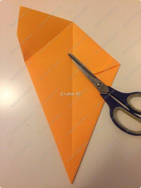 Кошки-мышки в технике оригами фото 7
