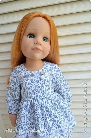 Новое платье для куклы 45-55 см  фото 3