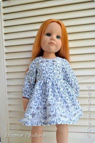 Новое платье для куклы 45-55 см  фото 5