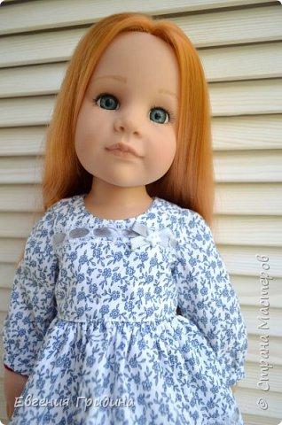 Новое платье для куклы 45-55 см  фото 10