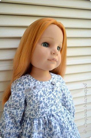 Новое платье для куклы 45-55 см  фото 7