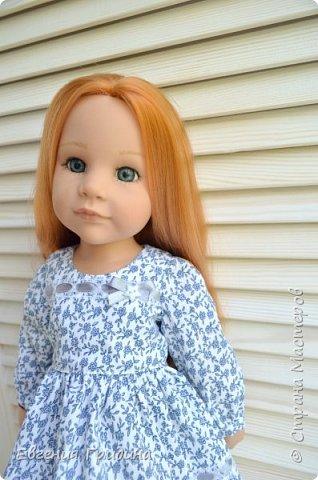 Новое платье для куклы 45-55 см  фото 8