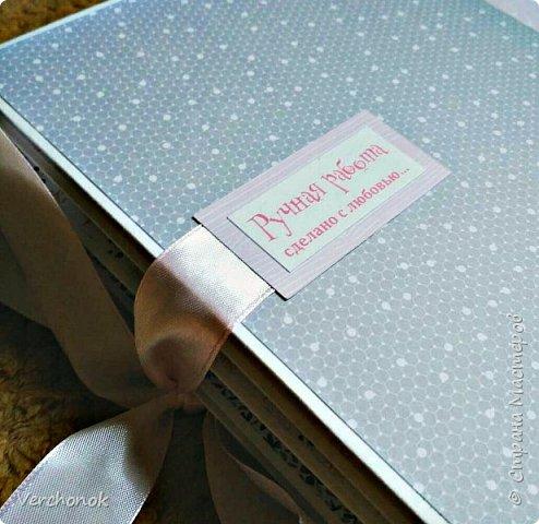 Альбом для маленькой принцессы с весёлыми пандочками. фото 15