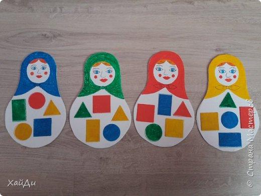 Всем привет.  Попросили в детский садик игру в логоуголк. Перелопатила весь интернет нашла замечательных матрёшек   https://stranamasterov.ru/node/992685#comment-15376341 Они мне так понравились, решила сделать таких же. фото 1