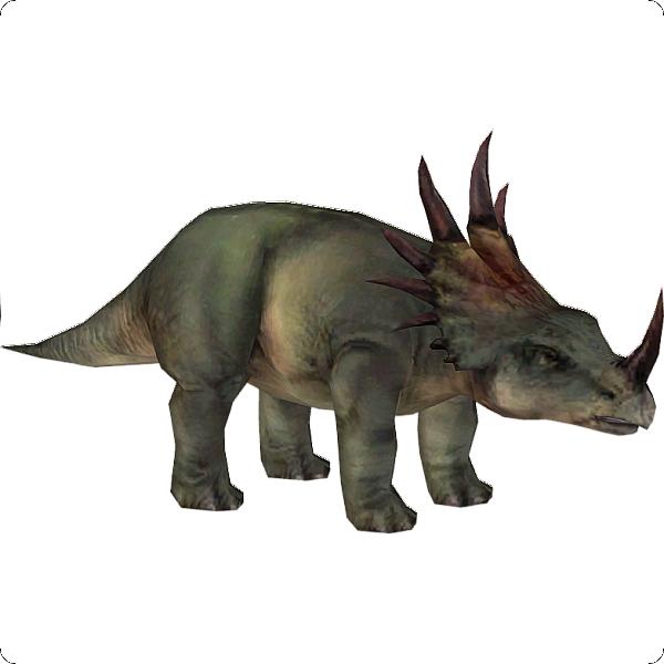 Стиракозавр обитал на земле 75 миллионов лет назад на территории современной Канады.Название переводится с древнегреческого,как шипастый ящер.Считается одним из самых красивых видов динозавров.Предположительно был травоядным.Работу делал из модулей размером 1/64,всего ушло примерно 2200  модулей. фото 9