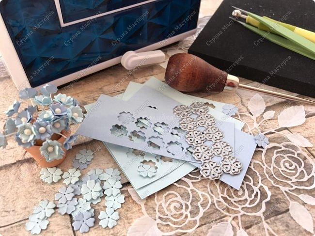 Вытягиваюсь в ритм:) пара конвертов и цветоделие :) фото 9