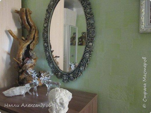 Одно время увлекалась корягами в интерьере квартиры. фото 4
