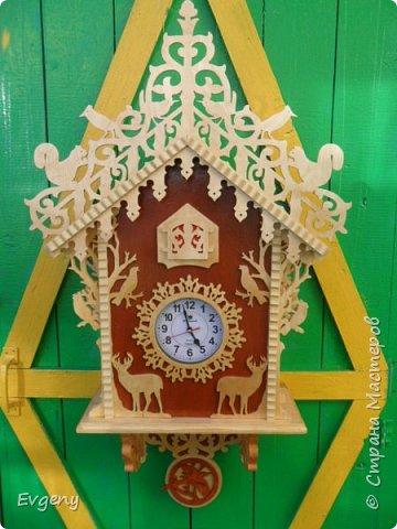 """Настенные часы """"Природа"""" фото 1"""