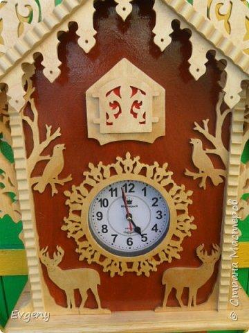 """Настенные часы """"Природа"""" фото 4"""