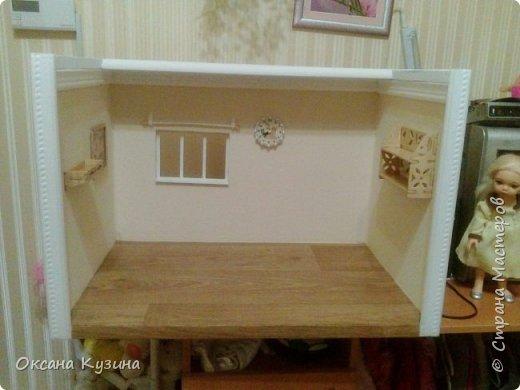 Румбокс ( домик) для кукол типа Паола Рейна (часть 4) фото 5