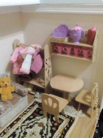Румбокс ( домик) для кукол типа Паола Рейна (часть 4) фото 7