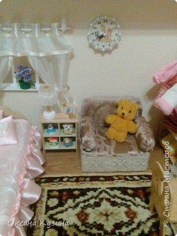 Румбокс ( домик) для кукол типа Паола Рейна (часть 4) фото 8