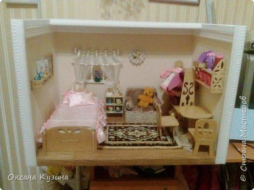 Румбокс ( домик) для кукол типа Паола Рейна (часть 4) фото 9