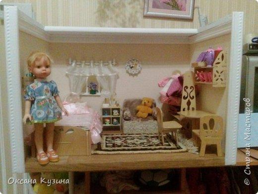 Румбокс ( домик) для кукол типа Паола Рейна (часть 4) фото 10