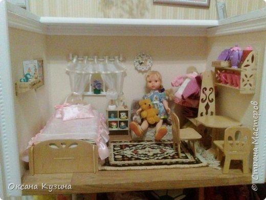 Румбокс ( домик) для кукол типа Паола Рейна (часть 4) фото 11