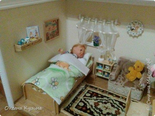 Румбокс ( домик) для кукол типа Паола Рейна (часть 4) фото 12