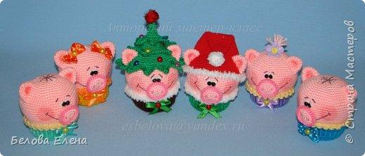 Свинки в корзинке фото 16