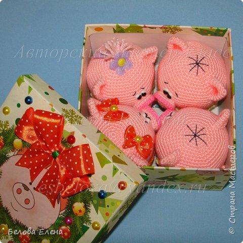 Свинки в корзинке фото 14