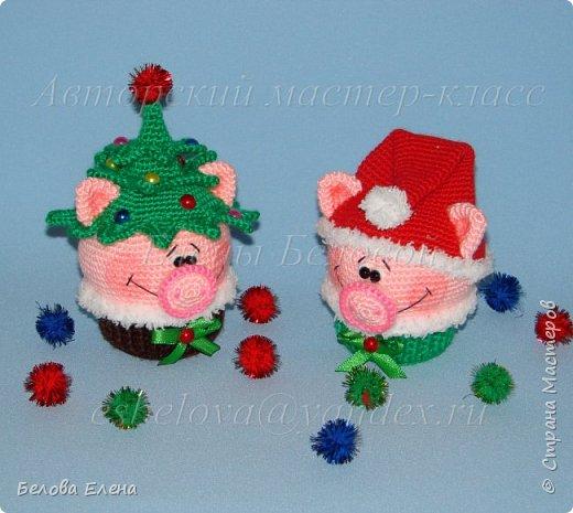 Свинки в корзинке фото 3