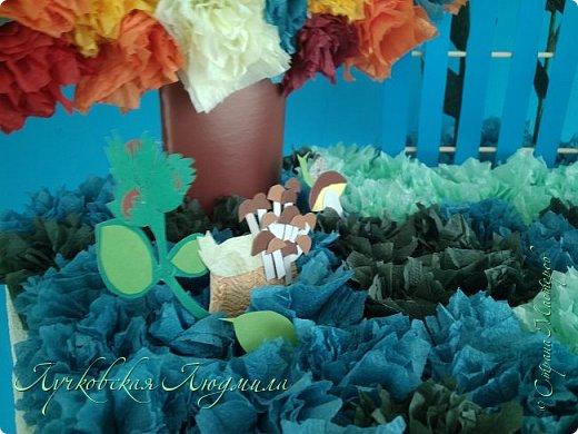 Еще одна работа в детский сад. фото 2