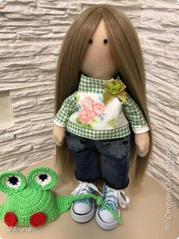 Здравствуйте мои дорогие друзья! Сегодня я не со своими работами, а с хвастиком. Этих куколок делает моя дочка. фото 10