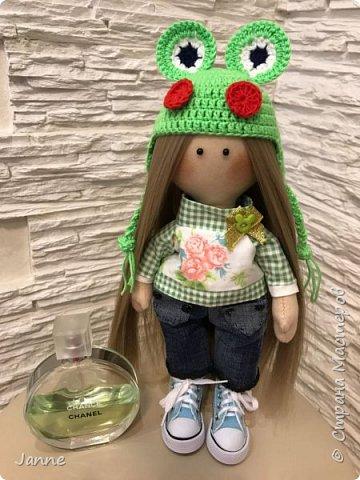 Здравствуйте мои дорогие друзья! Сегодня я не со своими работами, а с хвастиком. Этих куколок делает моя дочка. фото 9
