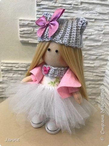 Здравствуйте мои дорогие друзья! Сегодня я не со своими работами, а с хвастиком. Этих куколок делает моя дочка. фото 8