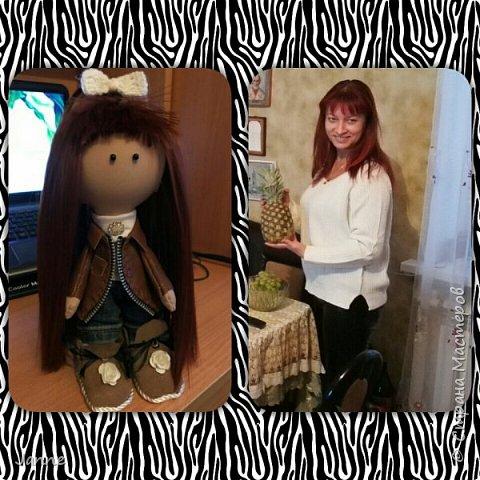 Здравствуйте мои дорогие друзья! Сегодня я не со своими работами, а с хвастиком. Этих куколок делает моя дочка. фото 3