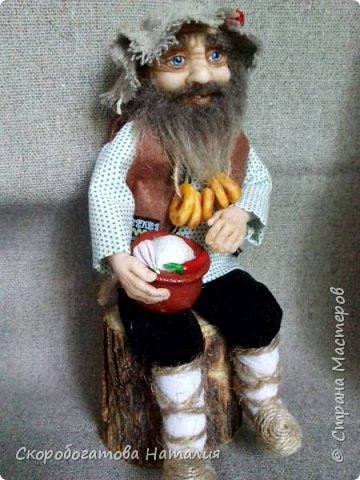 Кукла старик фото 2