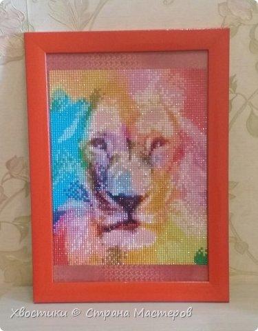 Одно из последних моих увлечений - алмазная мозаика. Вот несколько моих работ :) фото 5