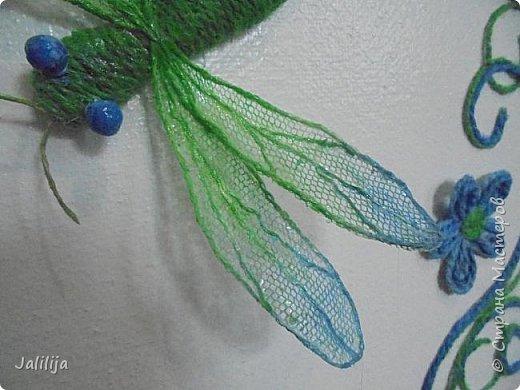 Приветствую всех заглянувших ко мне на страницу, посмотреть на моих стрекоз. Не ищите к какому виду стрекоз они относятся. Эти зелёно-голубые красавицы родились исключительно в моём воображении. фото 17