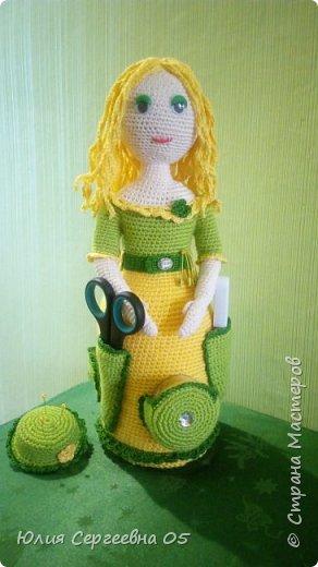 Кукла - помощница для рукодельницы. фото 1
