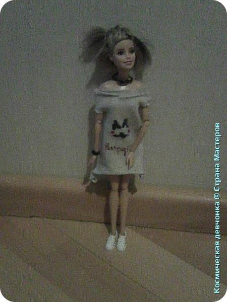 Сегодня сшила платье для куклы. фото 1
