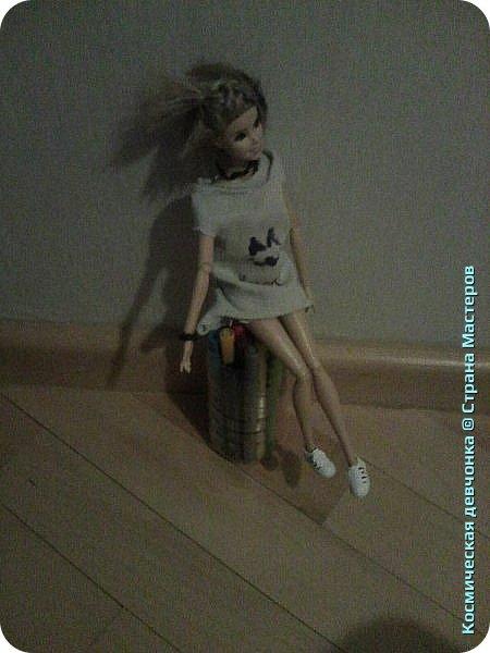 Сегодня сшила платье для куклы. фото 4