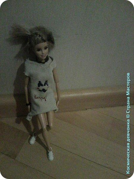 Сегодня сшила платье для куклы. фото 10