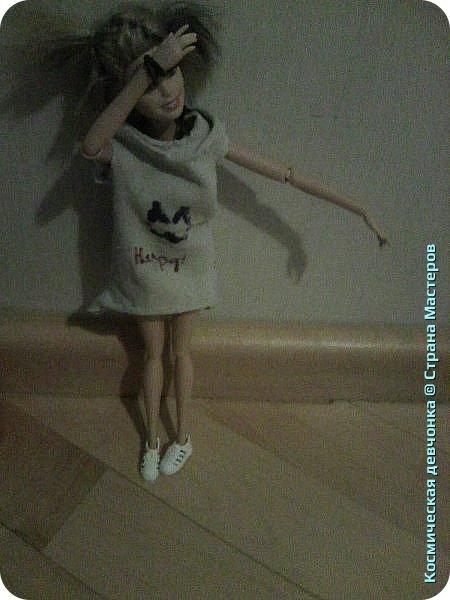 Сегодня сшила платье для куклы. фото 5