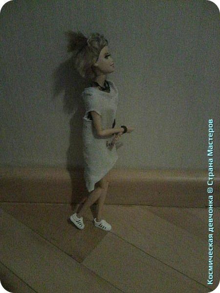 Сегодня сшила платье для куклы. фото 6