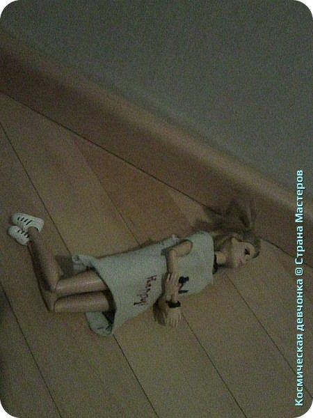 Сегодня сшила платье для куклы. фото 12