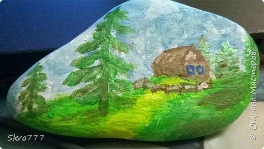 Совенок из камня фото 2