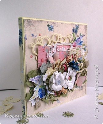 Альбом сделан в подарок ко дню рождения милой спортивной девушке. фото 2
