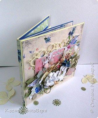 Альбом сделан в подарок ко дню рождения милой спортивной девушке. фото 3
