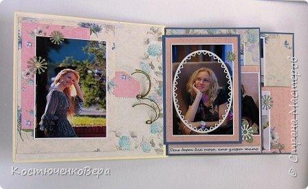 Альбом сделан в подарок ко дню рождения милой спортивной девушке. фото 5