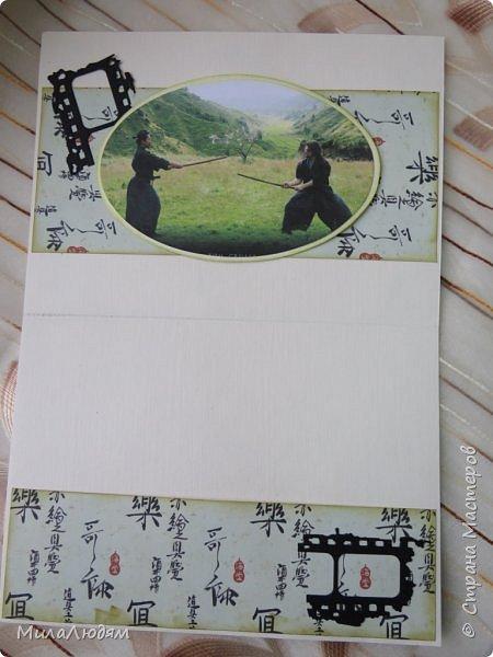 И это опять я, здравствуйте! Продолжение темы самураев, Японии и тямбары.  Тямбара - тренировочный имитатор меча. Предназначен для лёгких тренировочных спарингов по историческому фехтованию. Длинна - 90 см. Материалы: пластик, энергофлекс, чехол из плотной прорезиненой ткани. фото 11