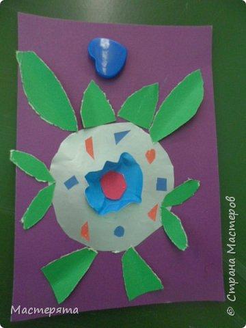 Здравствуйте, меня зовут Маша. Мы уже перешли во второй класс, эти картины мы с учительницей делали на уроке. Это работы моих подруг. фото 9