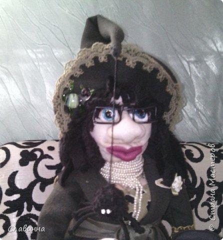 Первый опыт в изготовлении кукол фото 2
