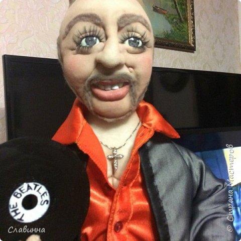 Битломан (портретная кукла) фото 7